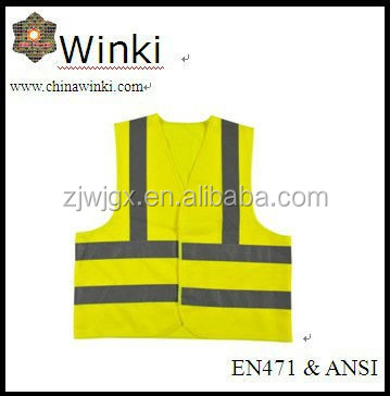 high visibility reflective working clothing