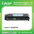 Compatible for Canon 106/306/706 toner cartridge