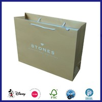 Paper costume shopping bag