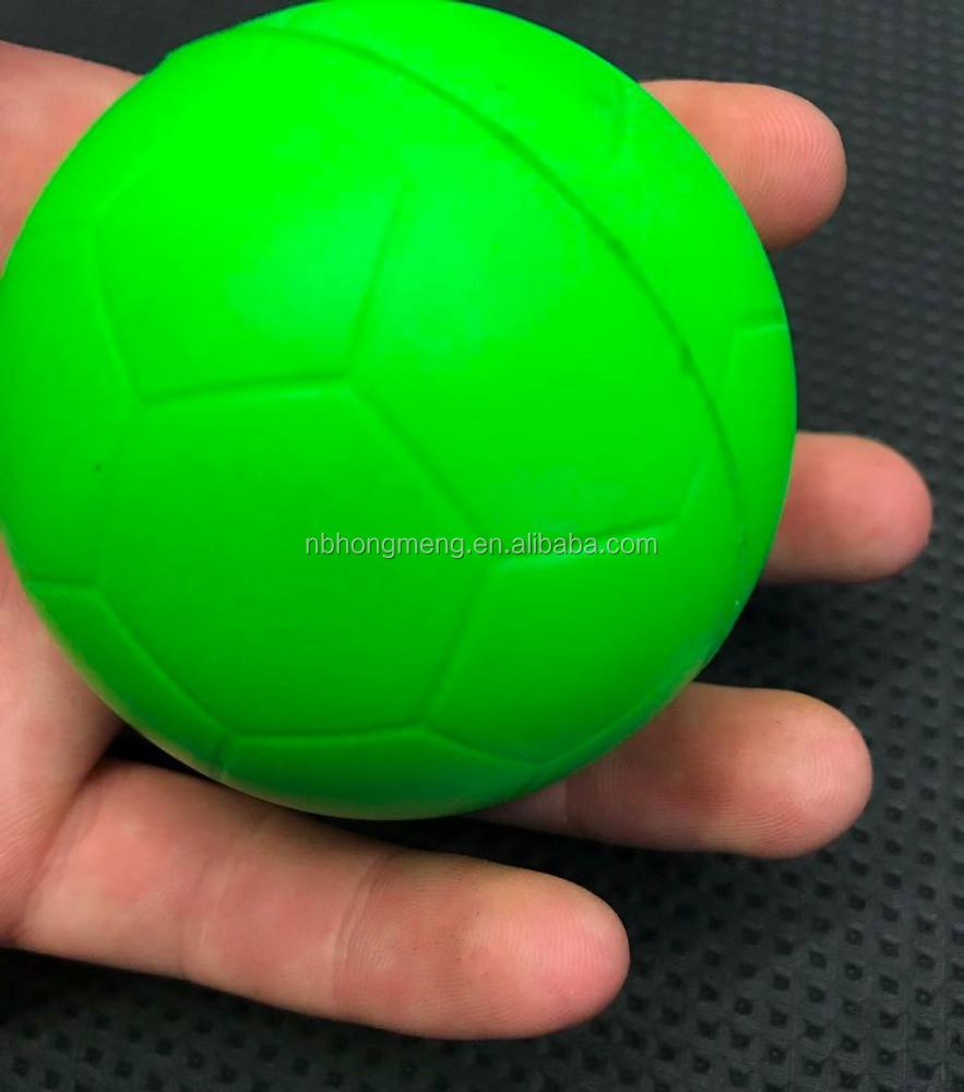 Mini Soft PU Sports Football Novel Stress Toy Balls for Kids