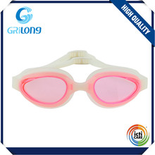 Latest product custom design adult anti-fog swimming goggles with good prices