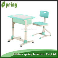 KZ-01 2016 Newest style used school furniture plastic tables and chairs kids plastic childrens table and chair