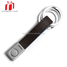 Promotion New Prodcut Metal Crafts Fold Key Chain With Logo