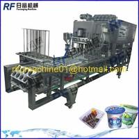 jelly juice filling machine