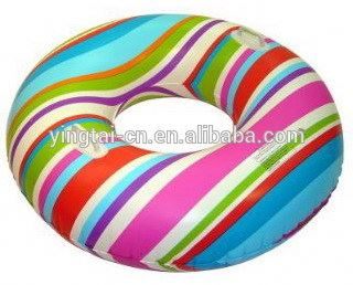 hot sale customized colorful inflatable pool float/swim ring/summer pool float inflatable tube for adult