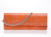 Supplier From Mumbai PU Leather Ladies Wallet With Chain Handle