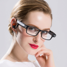 HD Eyeglasses DVR Camera with Clear Lenses