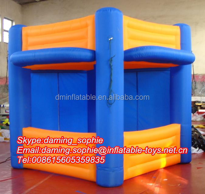 inflatable trade show booth trade show tent for Advertising