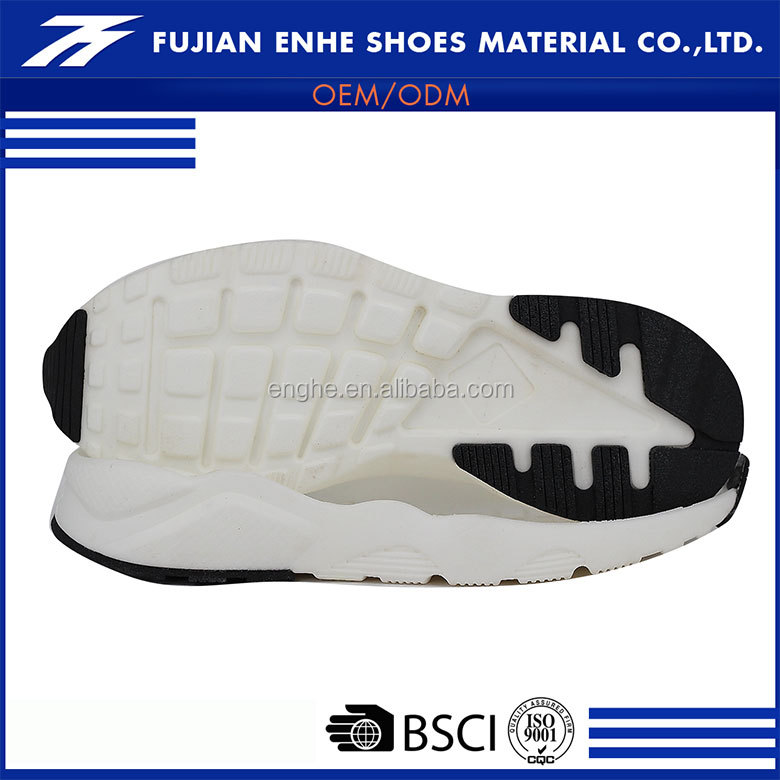 Wholesale price custom newest rubber shoe sole design