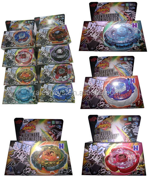 Hot Sales New Beyblade Spin Top Toy