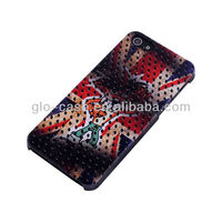 new arrival 3d sublimation case with empaistic touch feeling for iphone 5/5s
