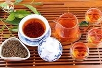 Tea Sample China Supplier Organic Black Tea Extract
