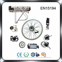 LED display 10ah 36v 250w front rear mid wheel electric bike conversion pedal assist kit