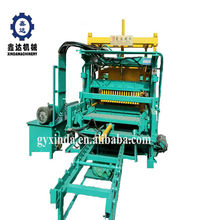 High capacity movable portable concrete hollow block making machine suppliers in south africa