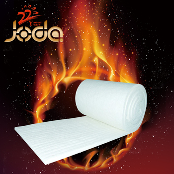 Thermal fiberglass Non-flammable heat insulation Glass Wool Blanket