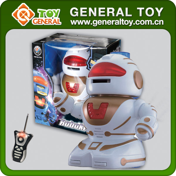 27*20*15cm Children Intelligent Wholesale Robot Toys Battery Operated Robot