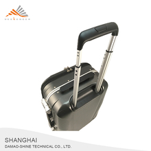 Patent ABS Travel Trolley Luggage Bag With Wheels