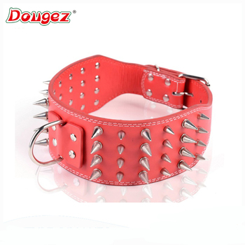 Hot Sale Low Price Luxury Personalized big dog collar &leash