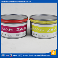 Offset Printing Ink For Epson / Dye Ink With Four-color