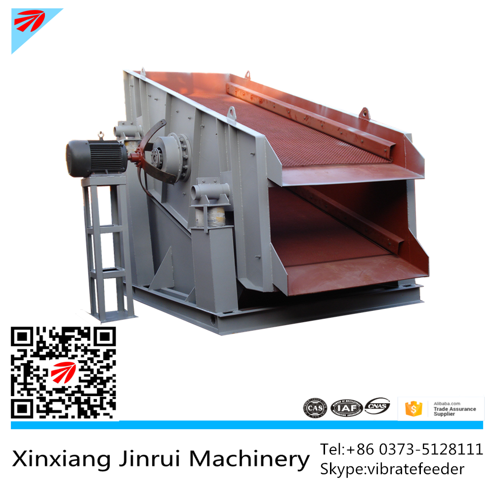 high quality yk circular vibrating screen for sale