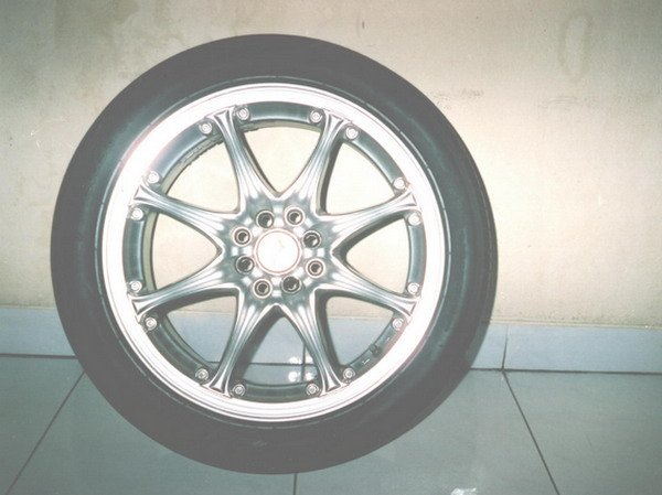 Velg K-speed 17 made in Japan wheel