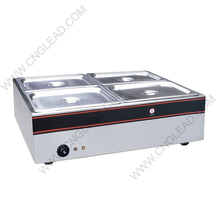 2016 Europe Design Commercial food warmer bain marie