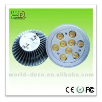 high power e27/e26/e14/b22 led spot light