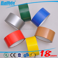 China Supplier new hot selling products Strong viscosity custom cheap printed silver duct tape