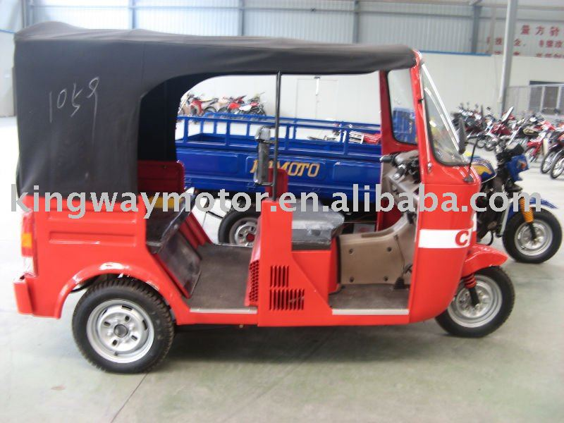 bajaj taxi,Chongqing manufactor Botswana electric three wheel motorcycle with lifan engine Made in China Manufacture