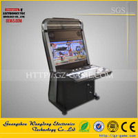 English Version Boxing Machine ftg Arcade Fighting Game Tekken Tag, Wangdong Arcade Game, New Empty Street Arcade Cabinet for OE