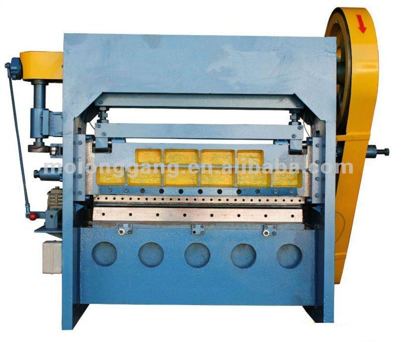Macchina lamiera stirata l 39 altri metallo macchinario di for Rete stirata prezzo