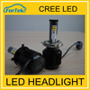 Lowest price on alibaba! led headlight replacement 30w led auto light h1 h7 h4