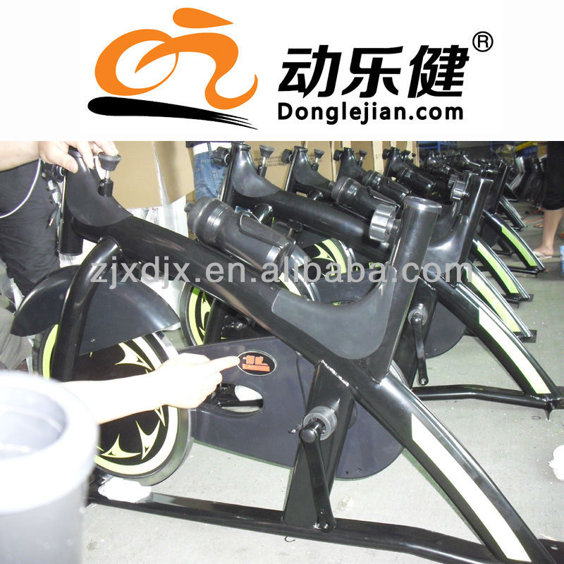 Professional gym machine spin bike