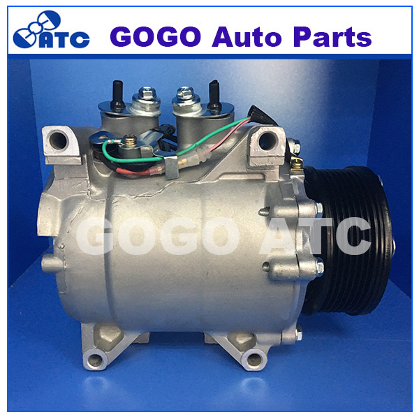 GOGO HS110R Auto A/<strong>C</strong> Compressor for H onda 2002-2006 OEM : 38810PNB006 38870PNB006