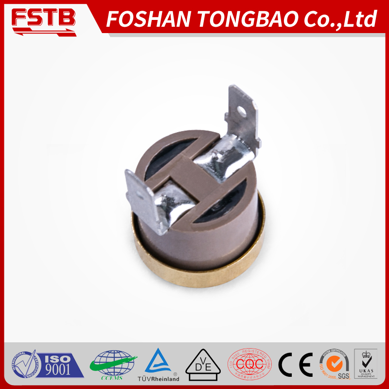 FSTB CW series NTC thermistor sensor internal protector for compressor parts