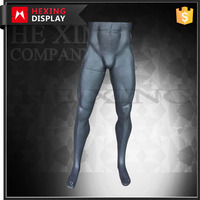 Lower Body Male Mannequin Pant Legs Dummy