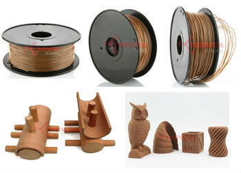 No Warping LayWood 3D Printing filament Materials 1.75/3.00mm