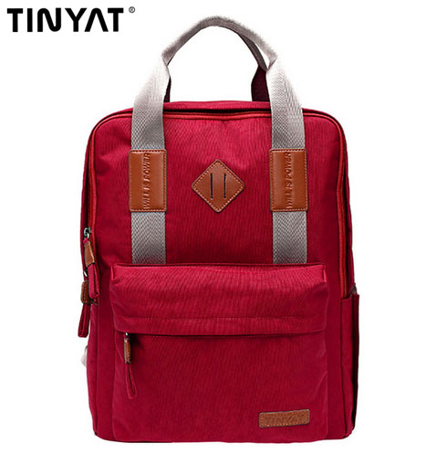 Couple Korean star Style Women Men Student backpack Functional computer backpack laptop rucksack bag fashion backpack