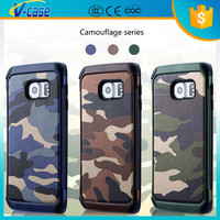 Fancy mobile phone hybrid armor tpu+pc back cover case for samsung galaxy core i8262