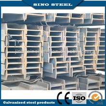 chinese supplier standard steel i beam size