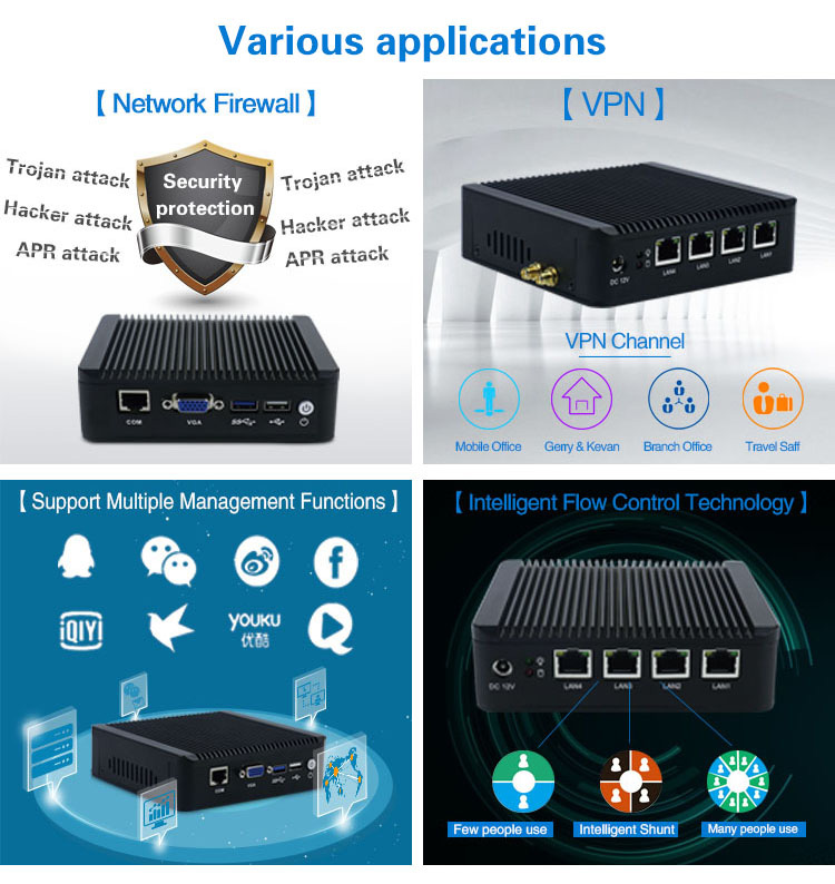 intel atom mini pc