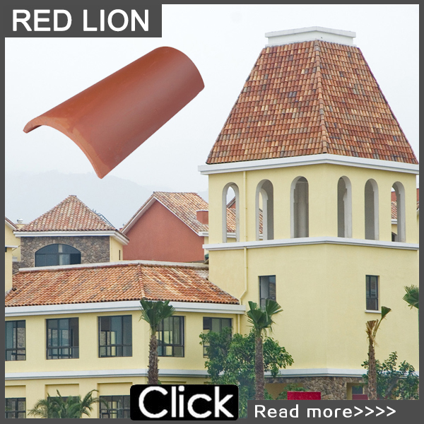 002 A1mediterranean french barrel roofing tile