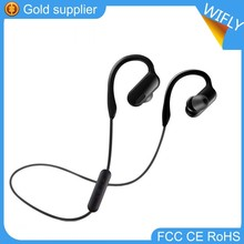 2017 New Bluetooth Headsets Wireless Sport Bluetooth Earphone with Mic Headset Original English Voice Earbuds for Xiaomi iphone