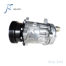 7H15 AC Compressor For Classis Bus And Van Air Condition System