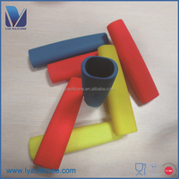 Non-slip silicone handle grip covers soft rubber door handle cover waterproof silicone handle grip covers