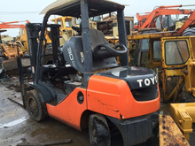 The latest model 8FD30 TOYOTA diesel forklift 3ton for sale, used toyota diesel forklift 3ton 7FD30, 6FD30 for sale!