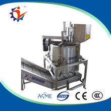 Factory Supply CE Approved Automatic Centrifugal Bottom Discharging Deoiling Machine for Snack Food on Sale it