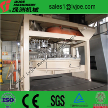 Advanced Gypsum/Plaster of Paris Wall Board Production Line/Full-automatic Gypsum Board making equipments
