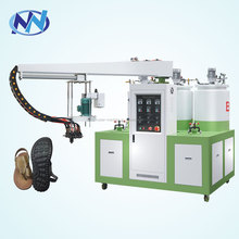 30 stations PU Shoe pouring making Machine
