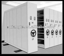 Guangzhou XT customized products, heavy duty popular office furniture, steel mobile file cabinet from professional manufacturer